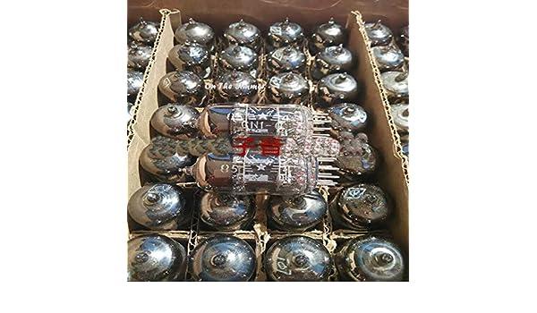 Chavis Highly reliable Beijing 6N1 tube Q generation 6H1N ECC85 6n1 tube precise matching Color: WHITE