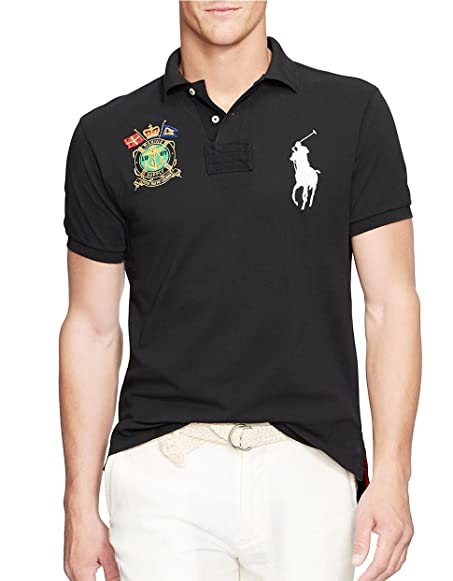 ralph lauren t shirt slim fit