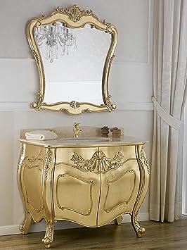 Simone Guarracino Mueble de baño con Espejo Anderson Estilo ...