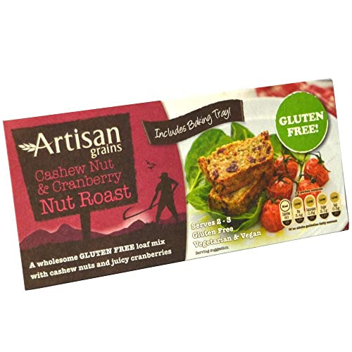 Artisan Grains Cashew Nut and Cranberry Roast, 200 g