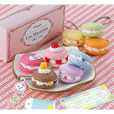 Whipple Lovely macaroons Set W-57: Toys & Games