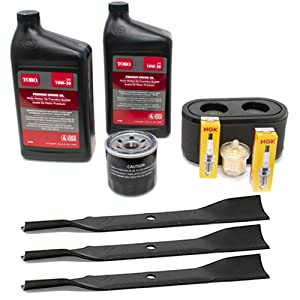 """Toro 50"""" TimeCutter SS, SW & SWX with V-Twin Engine Tune-Up Kit"""