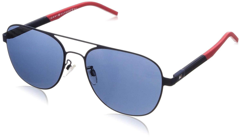 Amazon.com: Tommy Hilfiger - Gafas de sol (TH-1620-F-S FLLKU ...