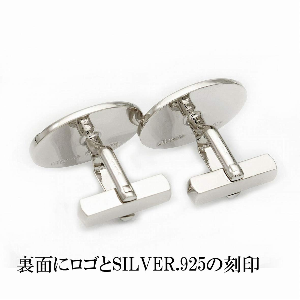 Stainless Steel Star Cuff Links 18.25x16.87MM