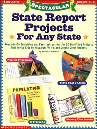 Amazon Spectacular State Report Projectsfor Any State Ready