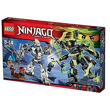 Lego Ninjago RobotJuego De Construcción70737 En El Titán Combate iOZPwkXuT