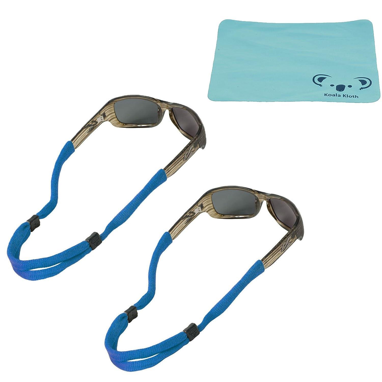 Chums | No Tailコットン眼鏡リテイナーサングラスストラップ|調整可能な眼鏡&スポーツメガネホルダーKeeper Chums Lanyard | 2pkバンドル+布 B01N4S5U50 ロイヤルブルー No ロイヤルブルー, バルジ- Bulge:9bd8c85c --- verkokajak.se