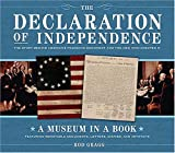 Front cover for the book The Declaration of Independence: The Story Behind America's Founding Document and the Men Who Created It by Rod Gragg