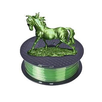 HEFUTE Impresora 3D Filamento 1 kg 1.75 mm (2.2 lb) Bobina ...
