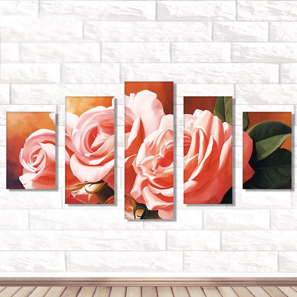 Rose, 95x45cm sunnymi/® DIY 5D Diamant Malerei ❤️ 5pcs Unterwasserwelt Crystal Strass Home Dekor Voller Bohrer Diamond Painting Stickerei Bilder Kunst Handwerk f/ür Home Wall Decor