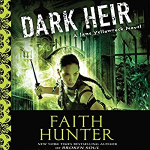 Dark Heir Audiobook