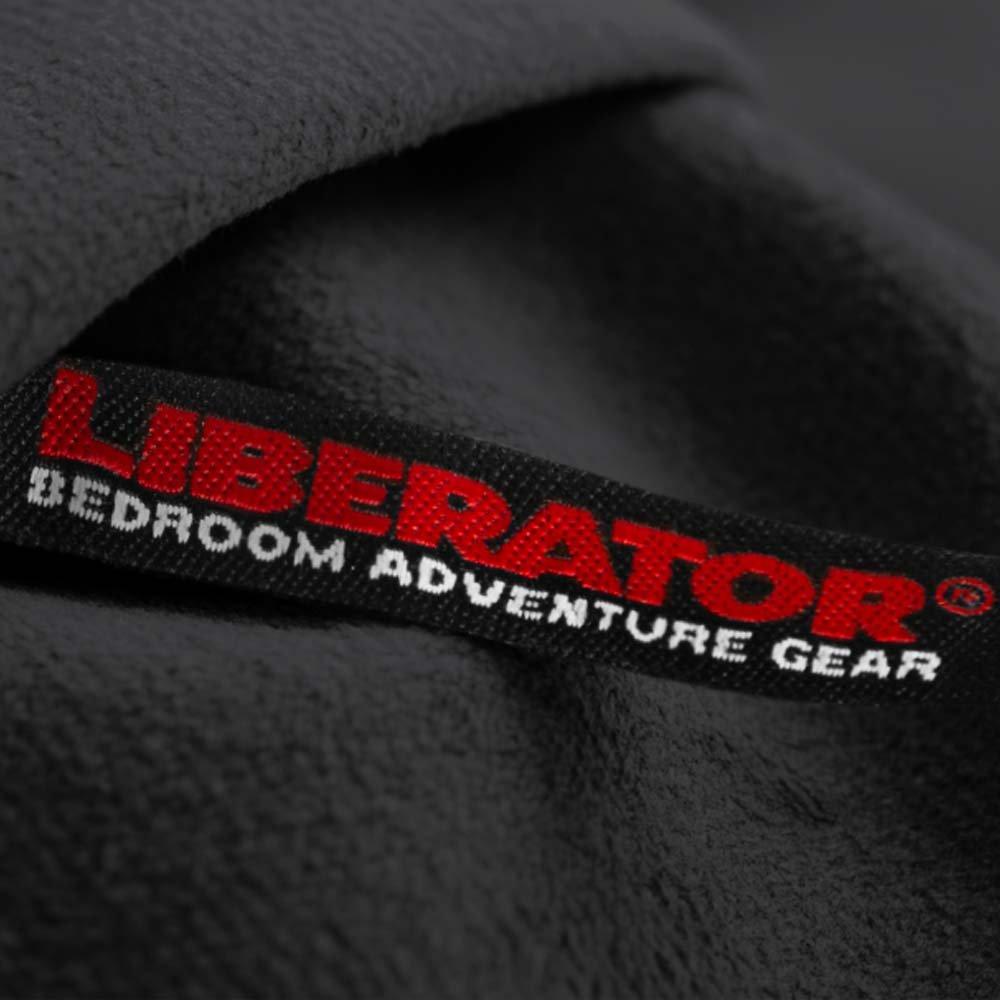 Liberator Decor Series Lovearts Pillow, Black by Liberator (Image #3)