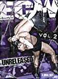 Wrestling (W.W.E.) - Wwe Ecw Unreleased Vol.2 (3DVDS) [Japan DVD] TDV-24381D