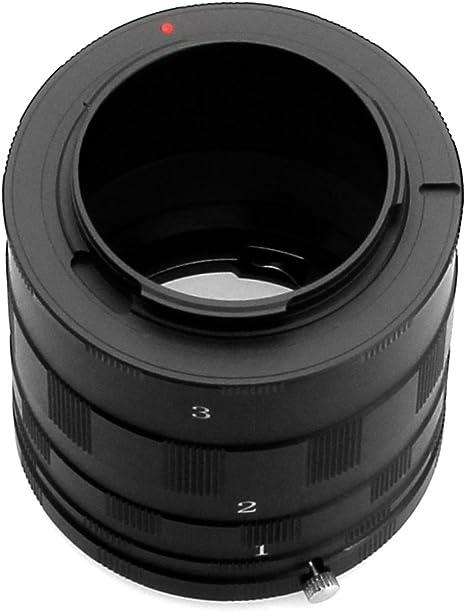 Tubos de extensión macro para cámaras reflex digitales Pentax ...