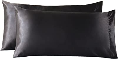 Bedsure Satin Pillowcases Se
