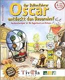Oscar, der Ballonfahrer entdeckt den Bauernhof