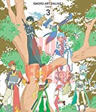 Sword Art Online II (S.A.O) Vol #3 DVD (Eps #15-17)