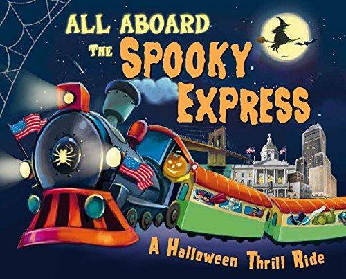 All Aboard the Spooky Express! -