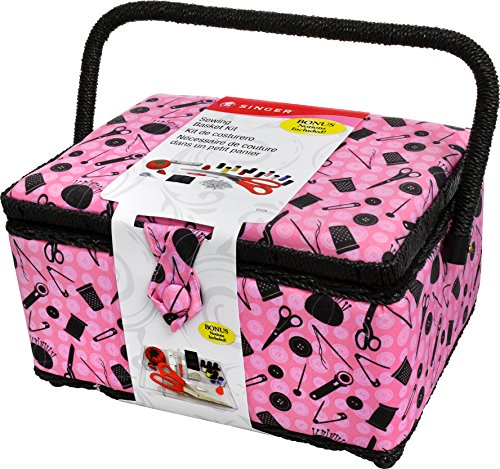 Singer Sewing Basket Kit 7276 (Singer Tape Sewing)