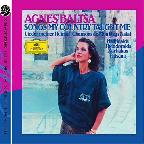 Agnes Baltsa - Songs My Country Taught Me - Zortam Music