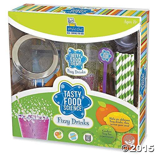 Playful Chef: Tasty Food Science Fizzy Drinks Kit