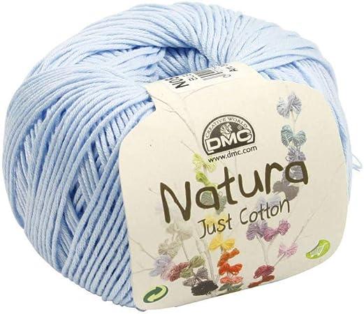 DMC Natura Hilo, 100% algodón, Bleu Canastilla N05: Amazon.es: Hogar
