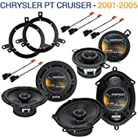 Chrysler PT Cruiser 2001-2005 OEM Speaker Upgrade Harmony Speakers Package New