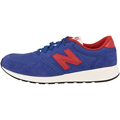 new balance blue and red 420
