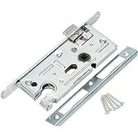KOTARBAU Insteekslot 72/40 mm voor profielcilinder universeel deurslot deurslot kamerdeurslot binnendeurslot…