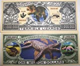 Set of 10 Bills-Dinosaur Million Dollar Bill