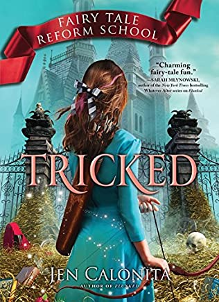 book cover of Tricked