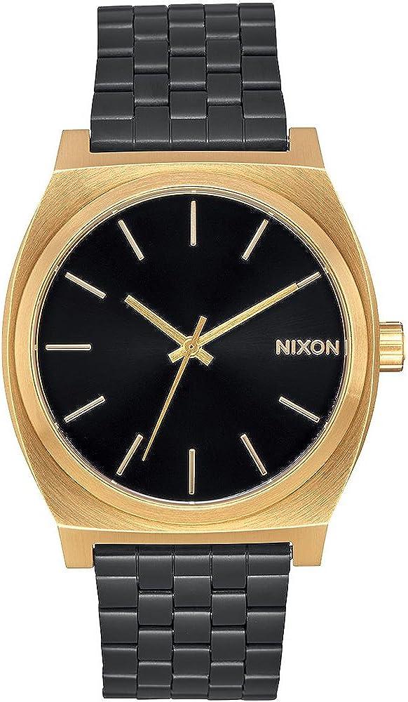 Nixon Time Teller -Spring 2017- Gold/Black Sunray