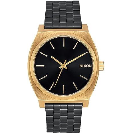 Nixon A045-1604-00 - Reloj para Mujer Time Teller 37 mm, Oro