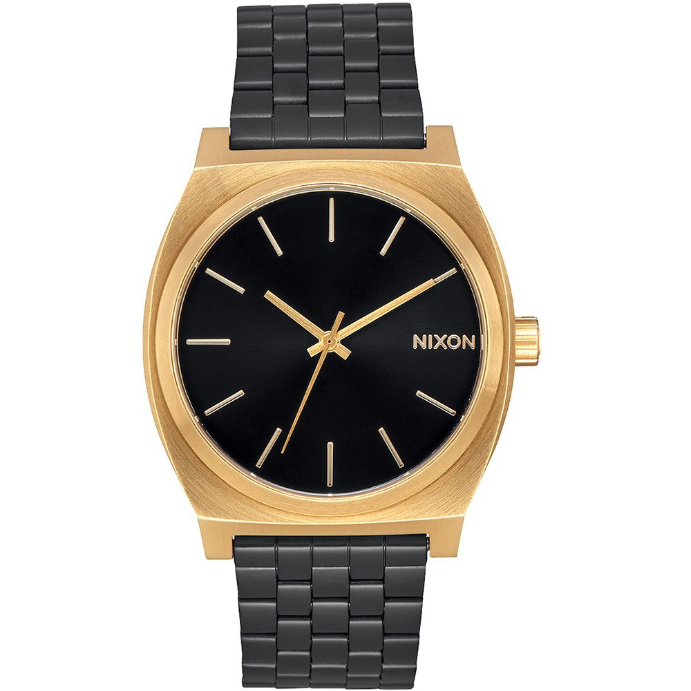 Nixon Time Teller -Spring 2017- Gold/Black Sunray