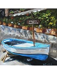 Positano Rowboat