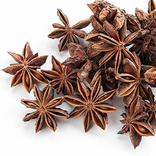 Star Anise - Loose Pods by Nature Tea (1 oz)
