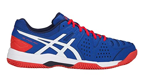 ASICS Zapatillas Gel-Padel Pro 3 SC E511Y-408: Amazon.es: Zapatos ...