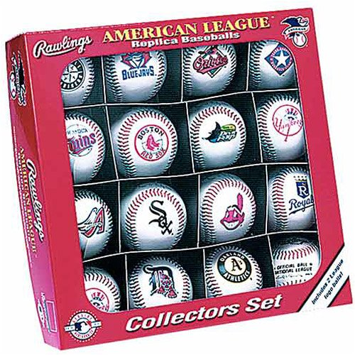 Rawlings American League Team Baseball - Baseball American League Rawlings