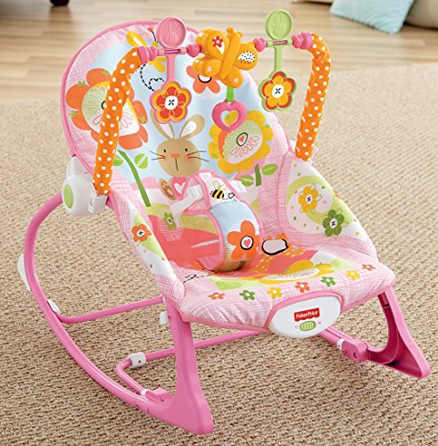 Fisher Price Pink Bunny Flowers Baby Inf - Fisher Price Ocean Wonders Bouncer Shopping Results