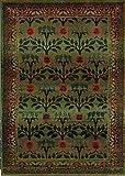 Oriental Weavers Kharma 450G Area Rug, 2-Feet 3-Inch by 7-Feet 6-Inch