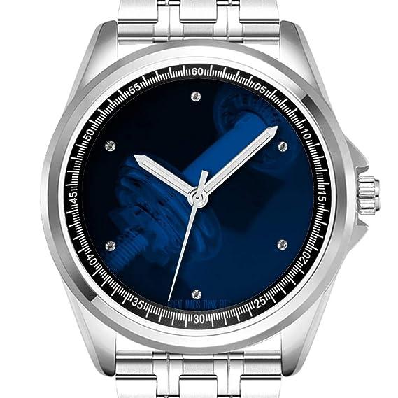 koder Reloj de Hombre Mode Impermeable Reloj Reloj de Pulsera Diamante 644 Gym Tiempo para?Bung y Entrenamiento Motivación 002: Amazon.es: Relojes