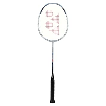 9b0dd1dbc5757 Buy Yonex Voltric 100 Light LCW Graphite Badminton Racquet (Blue White)  Online at Low Prices in India - Amazon.in