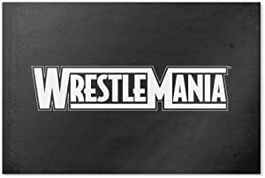GRAPHICS & MORE WWE Wrestlemania Logo Home Business Office Sign