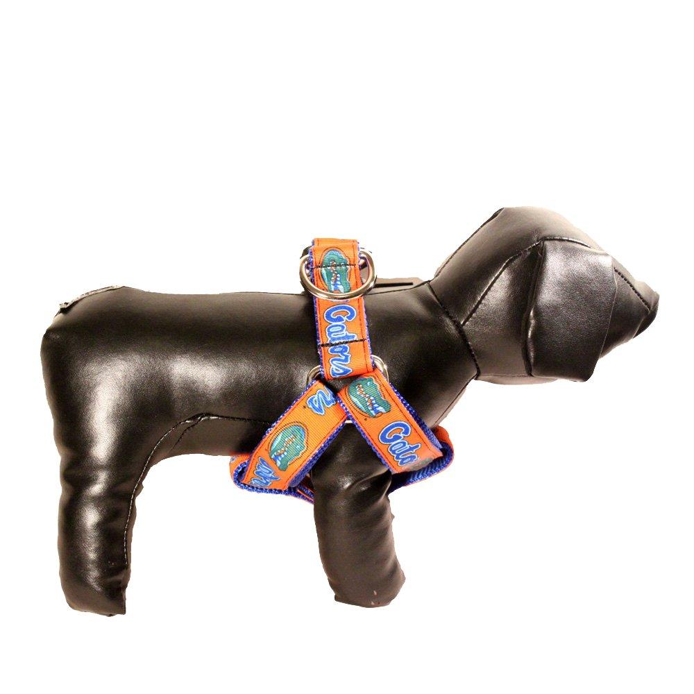 All Star Dogs NCAA Florida Gators Collegiate Dog Harness, Large
