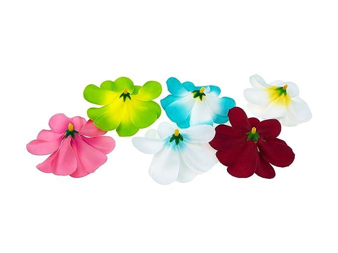 Hochzeit Künstlicher Schaum Frangipani Blume Plumeria Party Dekoration 10//50pcs