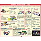 Snap Circuits Arcade Electronics Exploration Kit | Over 200 STEM Projects | 4-Color Project Manual | 20+ Build and Play Games  | 35+ Snap Modules | Unlimited Fun