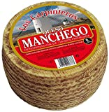 Manchego Cheese Whole Weel - Approx 2 Lbs