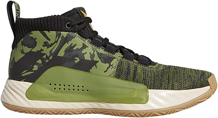 Amazon.com | adidas Dame 5 Shoe - Men's