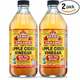 Certified Bragg raw apple cider vinegar is unfiltered, unheated, unpasteurized and 5% acidity. Contains the amazing mother of vinegar which occurs naturally as strand-like enzymes of connected protein molecules.