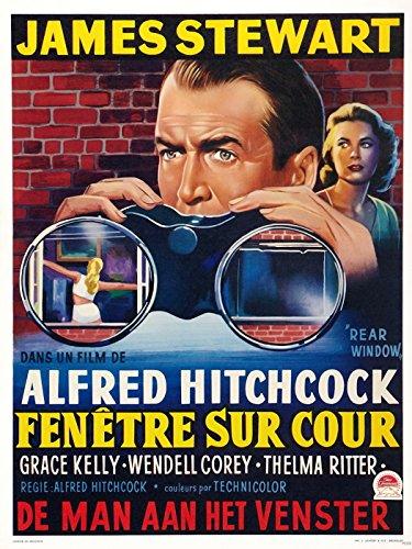 rear window poster - 9